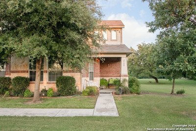 San Antonio Single Family Home New: 2508 Grayson Way
