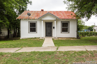 San Antonio Single Family Home New: 902 Dakota St