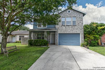 San Antonio Single Family Home New: 15615 Wood Sorrel