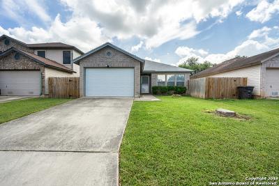 San Antonio Single Family Home New: 2650 Jade Hill