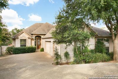 San Antonio Single Family Home New: 24703 Garden Way