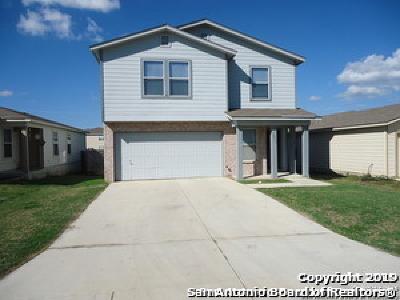 San Antonio Single Family Home New: 9915 Amber Breeze