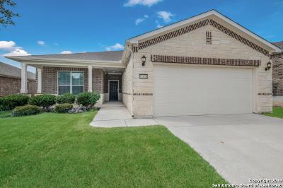 Bexar County Single Family Home New: 12626 Sweetgum