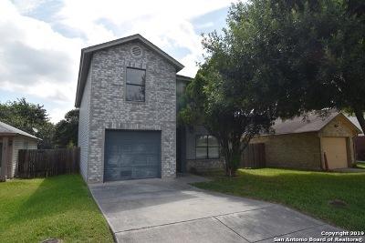 San Antonio Single Family Home New: 2816 Buffalo Pass Dr