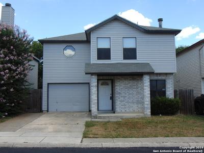 San Antonio Single Family Home New: 9326 Kenton Hill