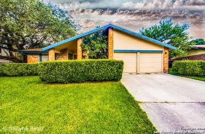 Single Family Home New: 5815 Sky Country St