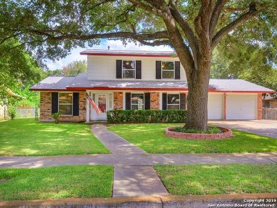 San Antonio Single Family Home New: 4310 Forest Green St