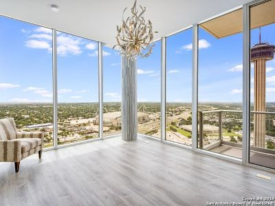 San Antonio Condo/Townhouse New: 600 E Market St #3119