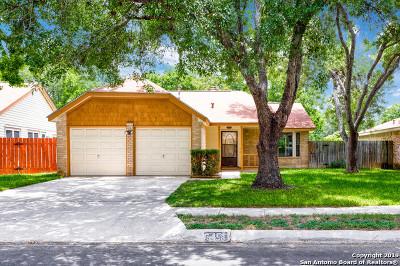 San Antonio Single Family Home New: 6458 Forest Village