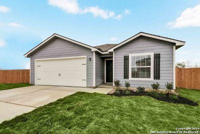 San Antonio TX Single Family Home New: $212,900