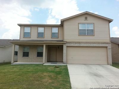San Antonio Single Family Home New: 10007 Powderhouse Dr