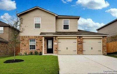 San Antonio TX Single Family Home New: $215,900
