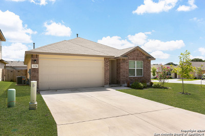 Bexar County Single Family Home New: 15258 Field Sparrow