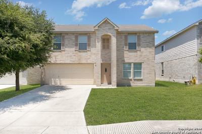 Bexar County Single Family Home New: 12639 Sunny Wonder