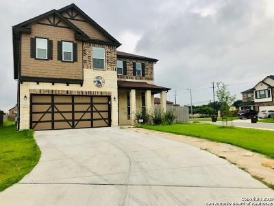 San Antonio Single Family Home New: 7663 Heavenly Arbor
