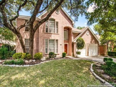 San Antonio Single Family Home New: 14714 Forward Pass