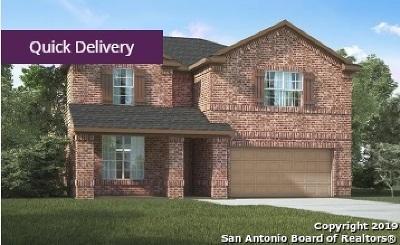 San Antonio Single Family Home New: 11019 Pomona Park Dr