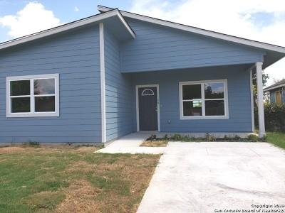 San Antonio TX Single Family Home New: $155,200