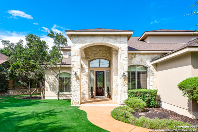 San Antonio Single Family Home New: 315 Hornpipe Hills