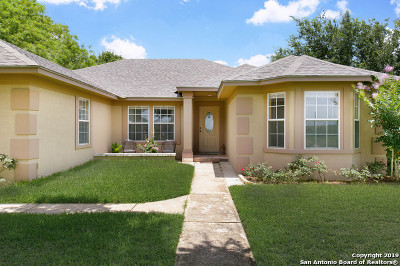San Antonio Single Family Home New: 14619 Jarratt Rd