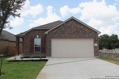 San Antonio TX Single Family Home New: $232,990