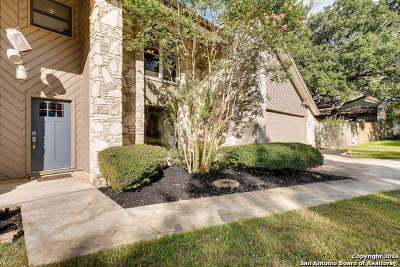San Antonio Single Family Home New: 310 Country Wood Dr