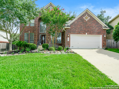 San Antonio Single Family Home New: 2611 Rogers Circle
