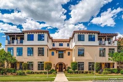 Alamo Heights Condo/Townhouse Active Option: 127 Burr Rd #7