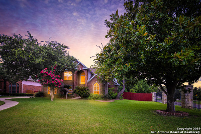 San Antonio Single Family Home New: 4102 Cactus Oaks Rd