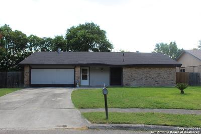 San Antonio Single Family Home New: 12918 Esplanade St