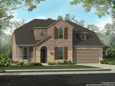 San Antonio Single Family Home New: 12335 Saddle Up