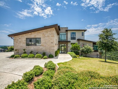 San Antonio Single Family Home Price Change: 7002 Bella Crown