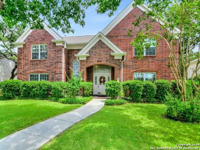 San Antonio Single Family Home New: 4414 Shavano Cross