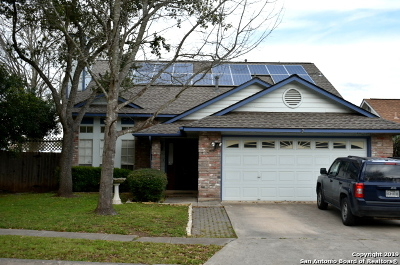 Live Oak Single Family Home For Sale: 10930 Forest Summit
