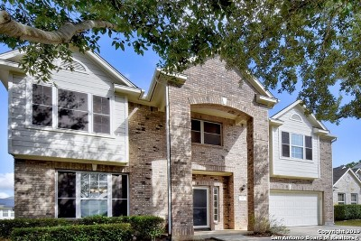 Cibolo Single Family Home New: 114 Bentwood Ranch Dr
