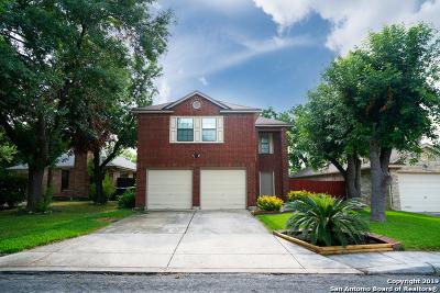 San Antonio Single Family Home New: 13215 Greenstone