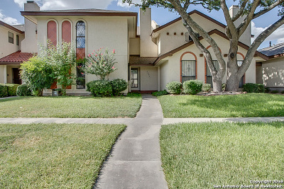 San Antonio Single Family Home New: 5845 Royal Ridge