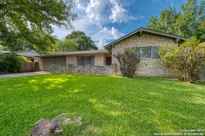 San Antonio Single Family Home New: 5911 Brenda Ln