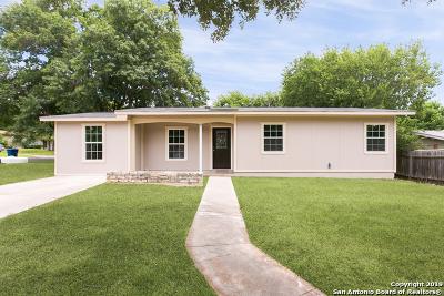 San Antonio Single Family Home New: 3023 Greenacres St