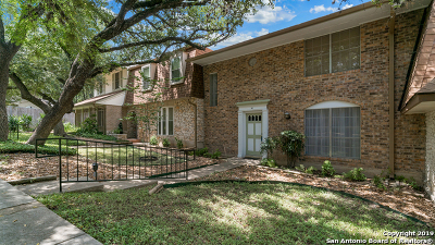 San Antonio Condo/Townhouse New: 6106 Vance Jackson Rd #48