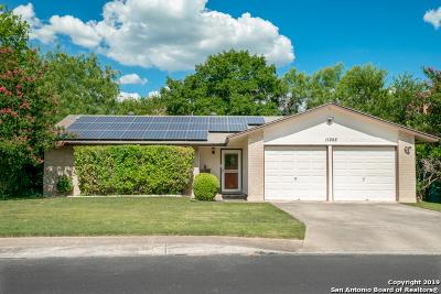 San Antonio Single Family Home New: 11242 Spring Rain