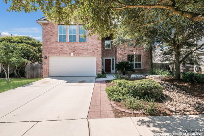 Helotes Single Family Home New: 8707 Redwood Bend