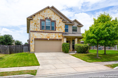 Schertz Single Family Home New: 3116 Turquoise