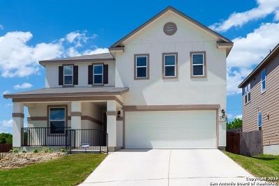 San Antonio Single Family Home Price Change: 10139 Overlook Pt