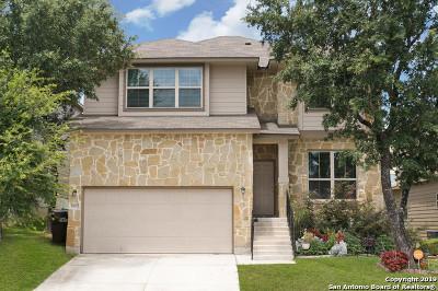 San Antonio Single Family Home New: 1507 Barons Den
