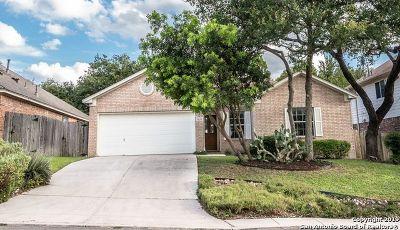 San Antonio Single Family Home New: 5826 Cedar Path