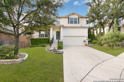 Bexar County Single Family Home New: 4514 Bethel Bend