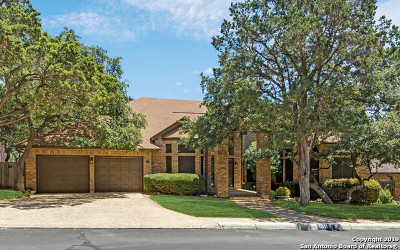 San Antonio Single Family Home New: 16114 Robinwood Ln