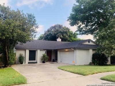 San Antonio Single Family Home New: 6163 John Chapman