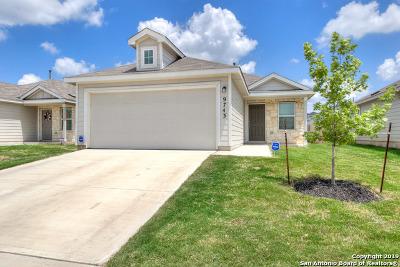 San Antonio Single Family Home New: 9743 Marbach Hill
